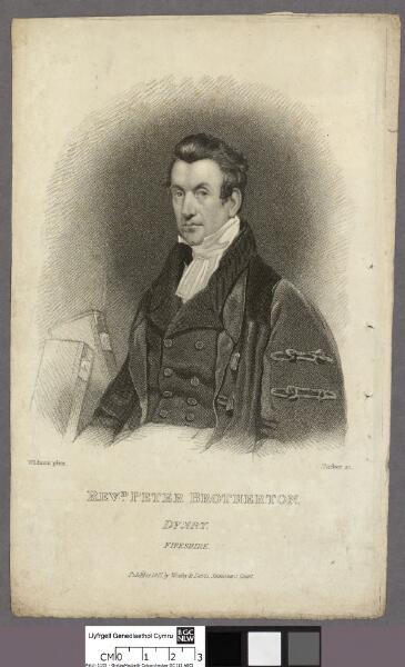 Revd. Peter Brotherton Dyart, Fifeshire