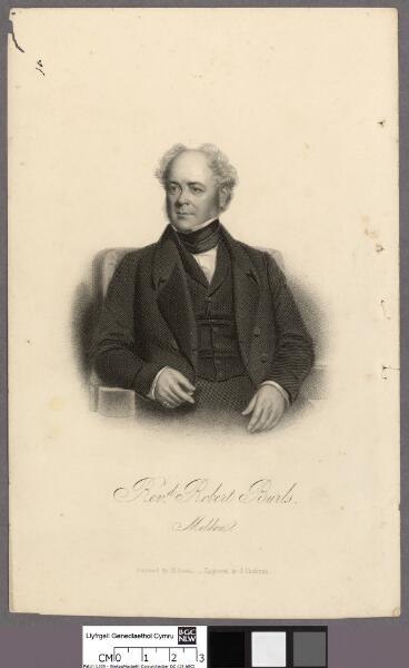 Revd. Robert Burls, Maldon