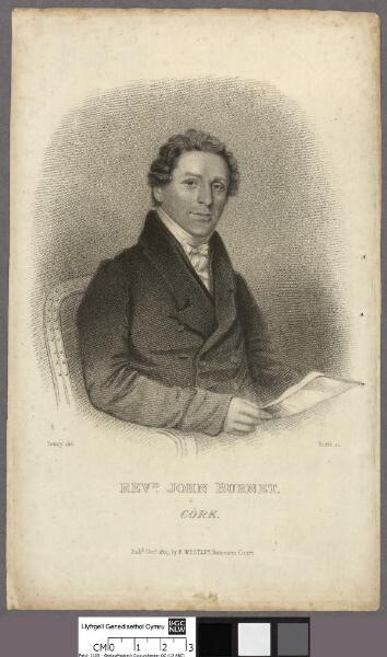 Rev. John Burnet, Cork
