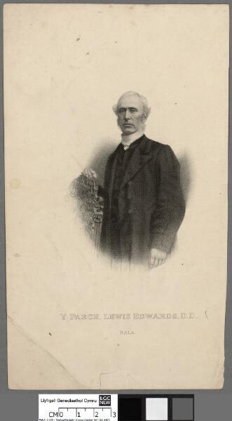 Parch. Lewis Edwards, D.D., Bala