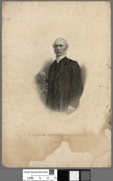 Parch. Lewis Edwards, D.D., Bala
