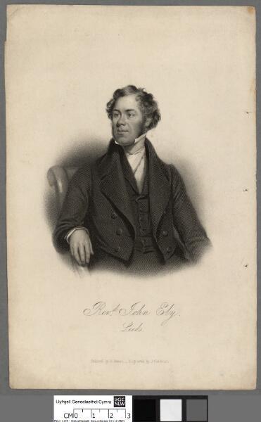 Revd. John Ely, Leeds