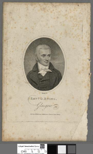 Revd. G. Ewing, Glasgow