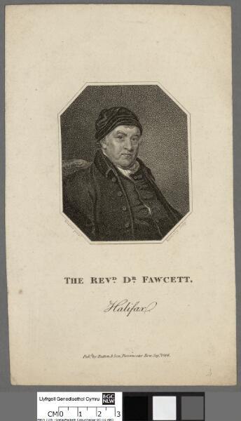 The Revd. Dr. Fawcett, Halifax