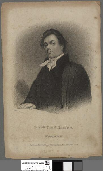 Revd. Thos. James, Woolwich