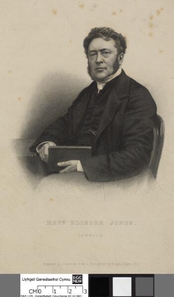Revd. Eliezer Jones, Ipswich