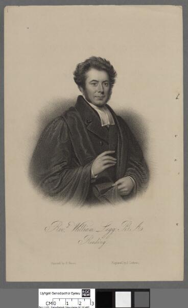 Revd. William Legg, B.A., Reading