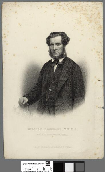 William Lockhart, F.R.C.S medical missionary,...