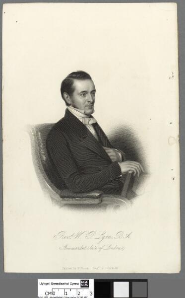 Revd. W. P. Lyon, B.A., Stowmarket, (late of...