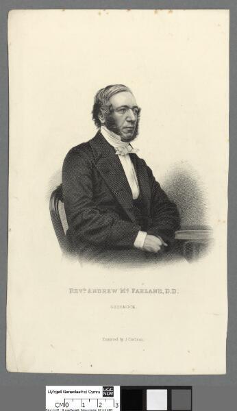 Revd. Andrew McFarlane, D.D., Greenock