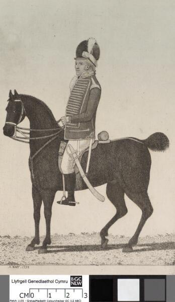 George Nugent, Pembroke Cavalry