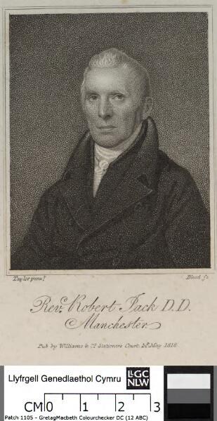 Revd. Robert Pack D.D. Manchester