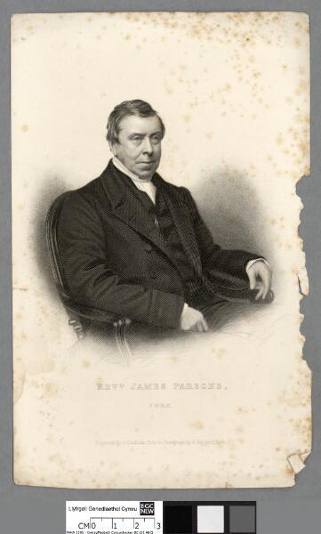 Revd. James Parsons, York