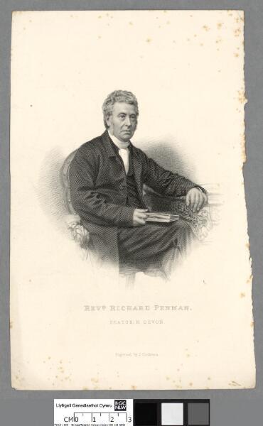 Rev. Richard Penman, Seaton, N. Devon