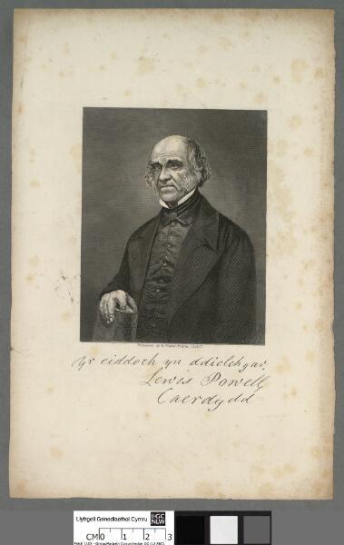 Lewis Powell, Caerdydd