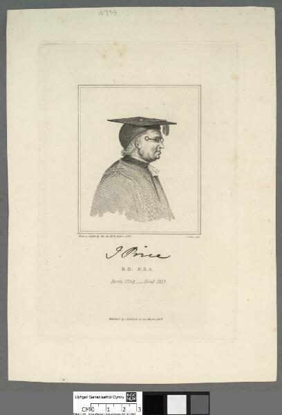 J. Price, B.D., F.S.A