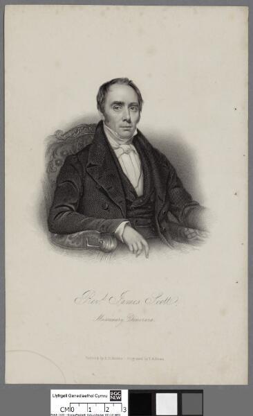 Revd. James Scott missionary, Demerara