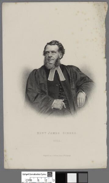 Revd. James Sibree, Hull