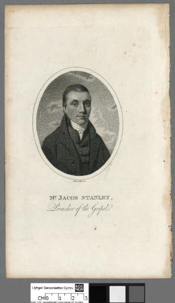 Mr. Jacob Stanley preacher of the Gospel