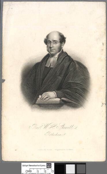 Rev. W. H. Stowell, Rotherham