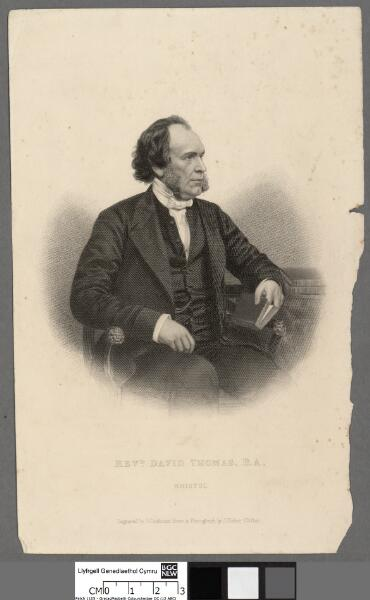 Revd. David Thomas, B.A., Bristol