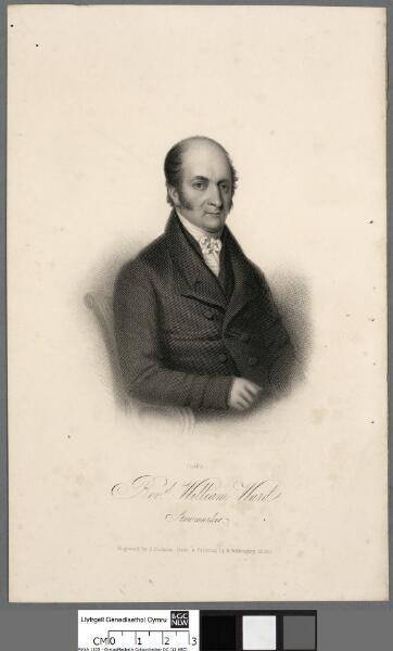 (Late) Revd. William Ward, Stowemarket
