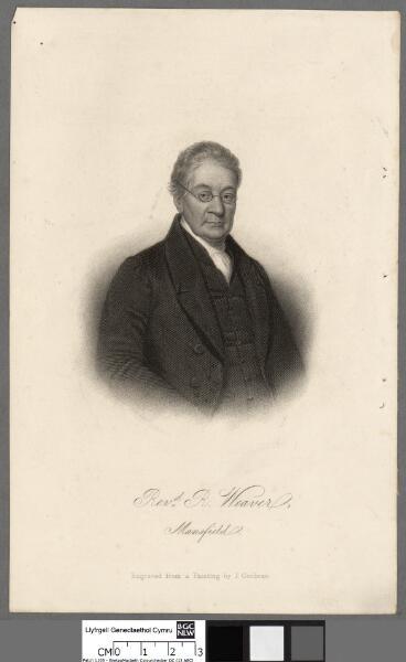 Revd. R. Weaver Mansfield