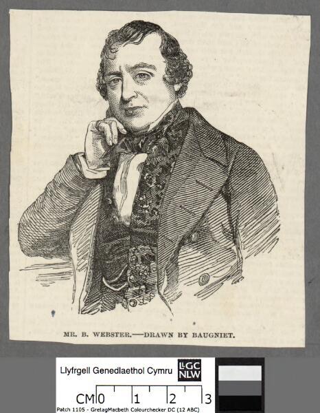 Mr. B. Webster