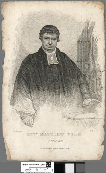 Revd. Matthew Wilks, London