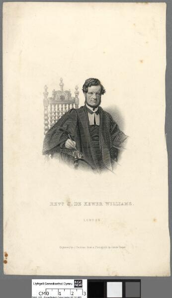 Revd. J. de Kewer Williams, London