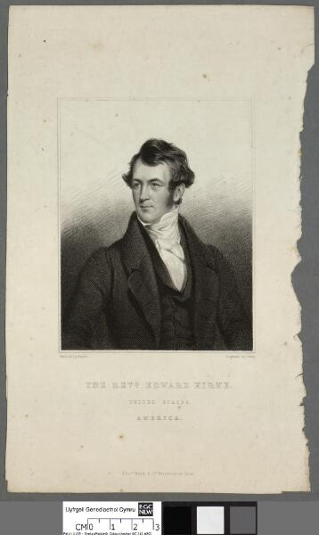 The Revd. Edward Kirke, United States, America