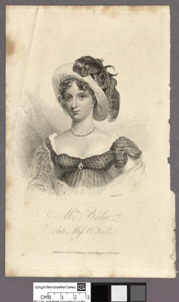 Mrs. Becher (late Miss Neill)