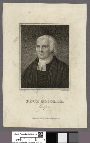 David Bogue, D.D Gosport