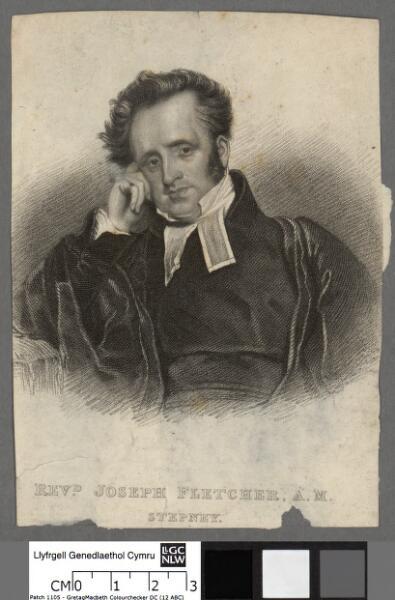 Revd. Joseph Fletcher, A.M., Stepney