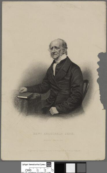 Revd. Archibald Jack, North Shields