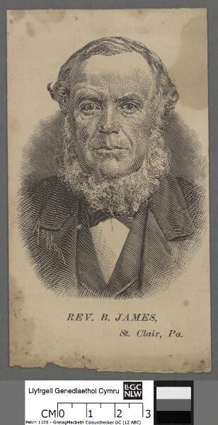 Rev. B. James, St. Clair, Pa