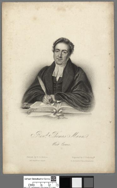 Revd. Thomas Mann, West Cowes