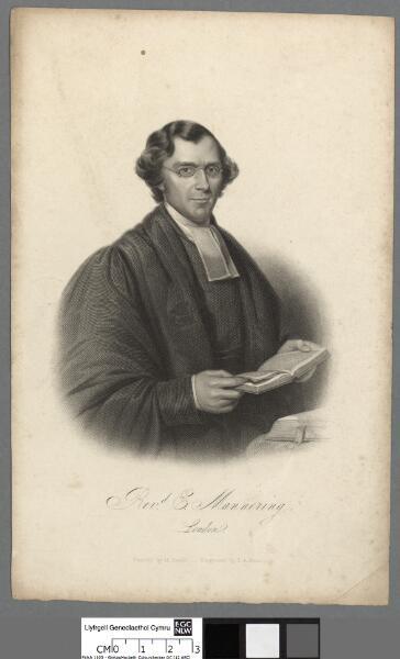 Revd. E. Mannering, London