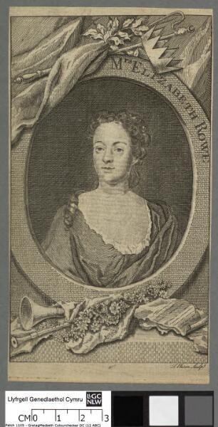 Mrs Elizabeth Rowe