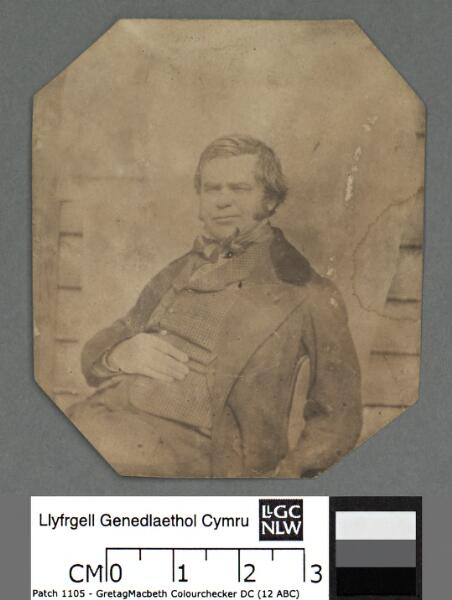 George Thomas Clark?