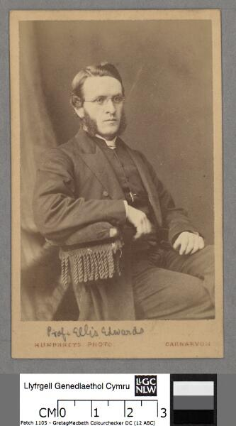Rev. Ellis Edwards