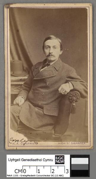 D. Emlyn Evans