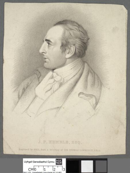 J. P. Kemble, Esq