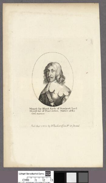 Mount-Joy Blunt, Earle of Newport, Lord Mount...