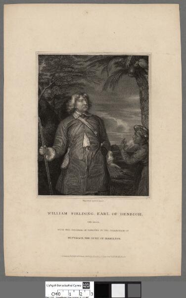 William Fielding, Earl of Denbigh OB.1643