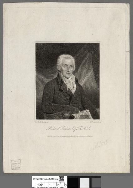 Richard Fenton, Esqr. F.A.S