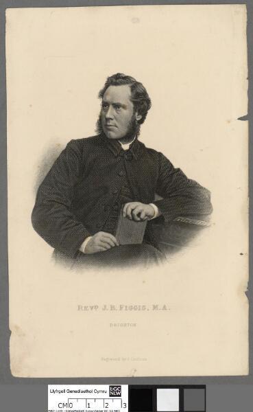 Revd. J. B. Figgis, M.A., Brighton