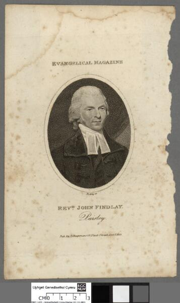 Revd. John Findlay, Paisley