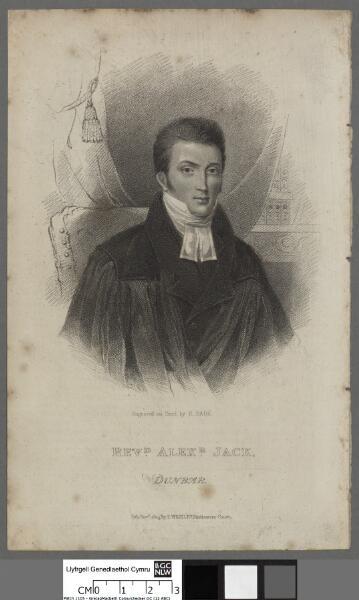 Alexander Jack, Dunbar