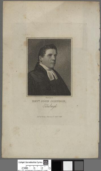 Revd. John Johnson, Edinburgh